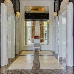 Апартаменты Léman Luxury Apartments спа