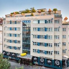 Отель Mosaic House Прага парковка
