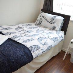 Отель Glasgow Green Apartments Великобритания, Глазго - отзывы, цены и фото номеров - забронировать отель Glasgow Green Apartments онлайн ванная