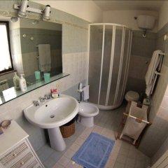 Отель Agriturismo Cardito Италия, Читтадукале - отзывы, цены и фото номеров - забронировать отель Agriturismo Cardito онлайн ванная