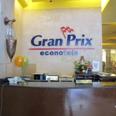 Отель Gran Prix Hotel & Suites Cebu Филиппины, Себу - отзывы, цены и фото номеров - забронировать отель Gran Prix Hotel & Suites Cebu онлайн интерьер отеля фото 2