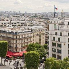 Отель Hôtel Barrière Le Fouquet's Франция, Париж - 1 отзыв об отеле, цены и фото номеров - забронировать отель Hôtel Barrière Le Fouquet's онлайн фото 2