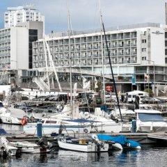 Отель Marina Atlântico Португалия, Понта-Делгада - отзывы, цены и фото номеров - забронировать отель Marina Atlântico онлайн приотельная территория