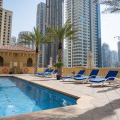 Suha Hotel Apartments By Mondo Дубай бассейн фото 3