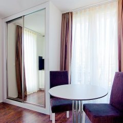 Апартаменты Suite Apartments By Livingdowntown Цюрих комната для гостей фото 5