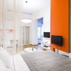 Отель Nuru Ziya Suites Стамбул комната для гостей фото 3