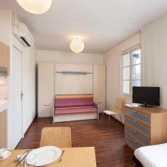Comfort Hotel Paris La Fayette комната для гостей