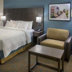 Отель Courtyard by Marriott New York Manhattan/Chelsea комната для гостей