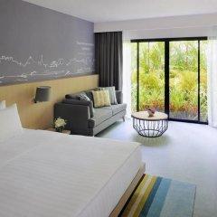 Отель Movenpick Resort & Spa Karon Beach Phuket 5* Стандартный номер с различными типами кроватей фото 4