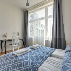 Апартаменты Lion Apartments - SCANDI LOVE II Сопот комната для гостей фото 2