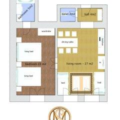 Отель Residence Milada Чехия, Прага - отзывы, цены и фото номеров - забронировать отель Residence Milada онлайн парковка