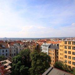 Отель Claris балкон