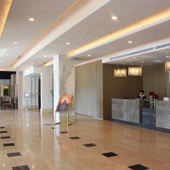 GreenPark Hotel Tianjin Тяньцзинь интерьер отеля фото 3