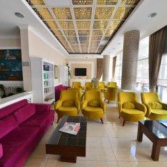 Grand Saatcioglu Hotel Турция, Аксарай - отзывы, цены и фото номеров - забронировать отель Grand Saatcioglu Hotel онлайн интерьер отеля фото 2