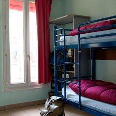 Отель Auberge Internationale des Jeunes комната для гостей фото 3