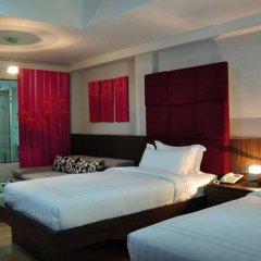 Отель PALMS@SUKHUMVIT Бангкок комната для гостей