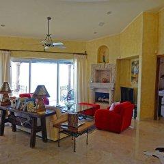 Отель Villa Luces Del Mar Педрегал комната для гостей