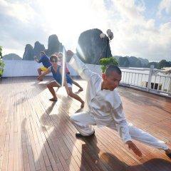 Отель Signature Royal Cruise фитнесс-зал