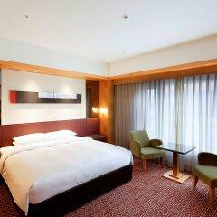 Отель Grand Hyatt Fukuoka Япония, Хаката - отзывы, цены и фото номеров - забронировать отель Grand Hyatt Fukuoka онлайн комната для гостей фото 5
