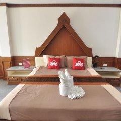 Отель Zen Rooms Chayapreuk 1 фитнесс-зал