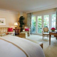 Отель The Peninsula Beverly Hills комната для гостей