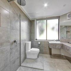 Отель Bendigo Central Deborah ванная фото 2