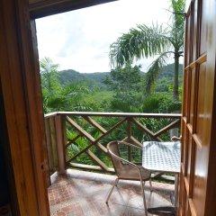 Отель Bay View Eco Resort & Spa балкон