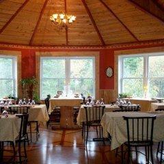 Отель Auberge Restaurant La Mara Канада, Ам-Нор - отзывы, цены и фото номеров - забронировать отель Auberge Restaurant La Mara онлайн питание