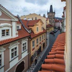 Отель Hostel Mango Чехия, Прага - 7 отзывов об отеле, цены и фото номеров - забронировать отель Hostel Mango онлайн балкон