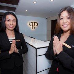 Отель The Prestige Бангкок интерьер отеля