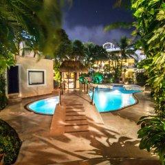 Отель Riviera Del Sol Плая-дель-Кармен бассейн фото 2