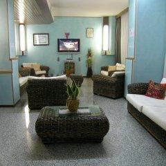 Park Hotel Rimini Римини комната для гостей фото 4