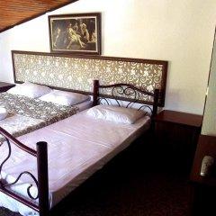 Отель Knidos Butik Otel Датча сейф в номере