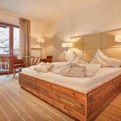 Отель Garni Appartements Arnika Стельвио комната для гостей