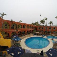 Отель Mar de Cortez Мексика, Кабо-Сан-Лукас - отзывы, цены и фото номеров - забронировать отель Mar de Cortez онлайн бассейн