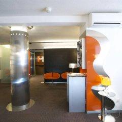 Отель Design Hotel F6 Швейцария, Женева - отзывы, цены и фото номеров - забронировать отель Design Hotel F6 онлайн интерьер отеля фото 3