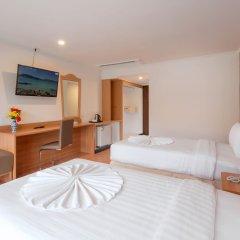 Patong 7Days Premium Hotel Phuket комната для гостей фото 4