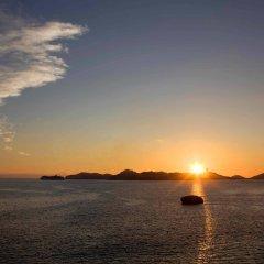 Отель Calinda Beach Acapulco пляж фото 2