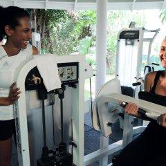 Отель Jewel Dunn's River Adult Beach Resort & Spa, All-Inclusive Ямайка, Очо-Риос - отзывы, цены и фото номеров - забронировать отель Jewel Dunn's River Adult Beach Resort & Spa, All-Inclusive онлайн фитнесс-зал фото 4
