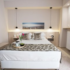 Апартаменты Polis Apartments комната для гостей фото 4