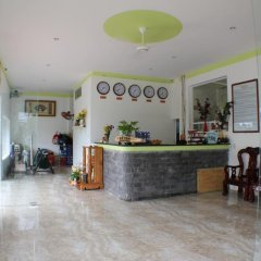 Отель Mai Binh Phuong Bungalow интерьер отеля фото 3