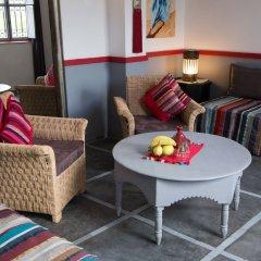 Отель Riad Alegria Марокко, Марракеш - отзывы, цены и фото номеров - забронировать отель Riad Alegria онлайн комната для гостей фото 5