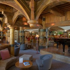 Hotel Le Palace des Neiges гостиничный бар