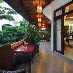 Отель Loc Phat Homestay Хойан балкон