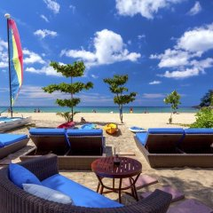 Отель Centara Grand Beach Resort Phuket Таиланд, Карон-Бич - 5 отзывов об отеле, цены и фото номеров - забронировать отель Centara Grand Beach Resort Phuket онлайн пляж