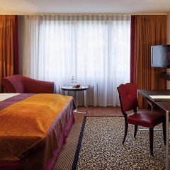 Отель Mercure Muenchen City Center Мюнхен комната для гостей фото 4