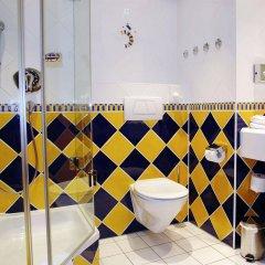 Отель Kandler Германия, Обердинг - отзывы, цены и фото номеров - забронировать отель Kandler онлайн ванная фото 2