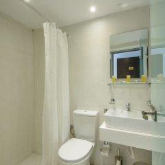 Отель Elite Hotel Греция, Родос - 1 отзыв об отеле, цены и фото номеров - забронировать отель Elite Hotel онлайн ванная фото 2