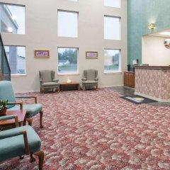 Отель Days Inn Harrison интерьер отеля
