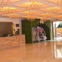 Отель Xiamen Wanjia Yunding Hotel Китай, Сямынь - отзывы, цены и фото номеров - забронировать отель Xiamen Wanjia Yunding Hotel онлайн интерьер отеля фото 2